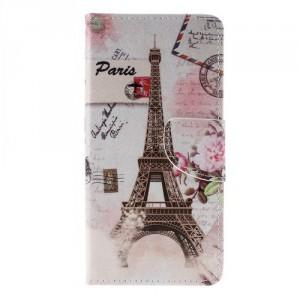 Tenké pouzdro Huawei Y7 Prime - Eiffelovka