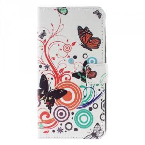 Tenké pouzdro Huawei Y7 Prime - Motýl 02