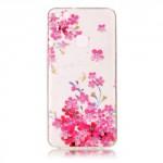 Pouzdro / Obal Huawei P10 Lite - průhledné - Květy 03