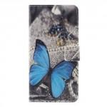 Tenké pouzdro Huawei Y7 - Motýl 03