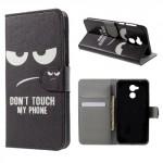 Pouzdro Huawei Nova Smart - Don't touch my phone