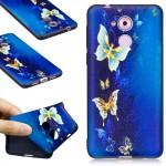 Pouzdro Huawei Nova Smart - Motýli 03