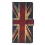 Koženkové pouzdro Zenfone 4 Max ZC554KL - Union Jack