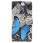 Koženkové pouzdro Zenfone 4 Max ZC554KL - Motýl 03