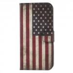 Pouzdro Xiaomi Redmi 4X - Vlajka USA