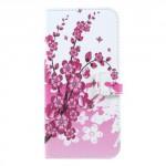 Pouzdro Xiaomi Redmi 4X - Květy 02