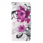 Pouzdro Xiaomi Redmi 4X - Květy 03