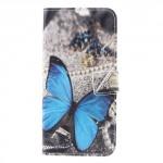 Pouzdro Xiaomi Redmi 4X - Motýl 02