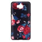 Pouzdro Huawei Y6 2017 - Květy