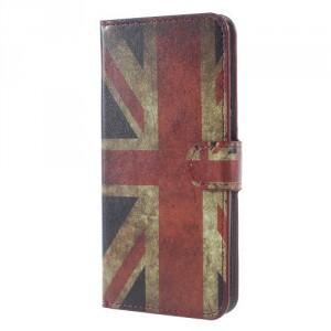 Koženkové pouzdro Huawei Mate 10 Lite - Union Jack
