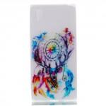 Pouzdro Sony Xperia L1 -  průhledné - Lapač snů 03