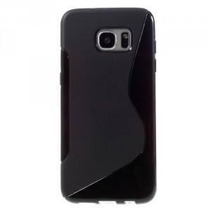 Pouzdro S-Curve Galaxy S7 Edge - Černé