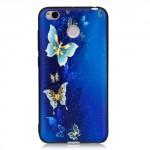 Pouzdro Xiaomi Redmi 4X - Motýli 02