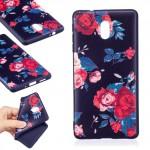 Pouzdro Nokia 3 - květy