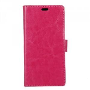 Koženkové pouzdro Nokia 6 - růžové
