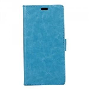 Koženkové pouzdro Nokia 6 - modré