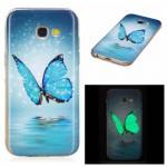 Pouzdro / Obal Galaxy A5 (2017) - Motýl
