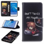 Pouzdro Huawei Nova Smart - Don't touch my phone 02