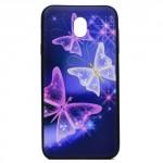 Pouzdro / Obal Samsung Galaxy J5 (2017) - Motýli