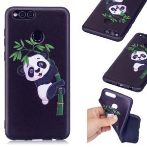 Pouzdro / Obal Honor 7X - Panda 01