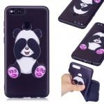 Pouzdro / Obal Honor 7X - Panda 02