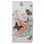 Pouzdro Xiaomi Redmi Note 5A Prime - Motýli 06