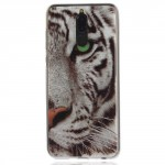 Pouzdro / Obal  Huawei Mate 10 Lite - tygr