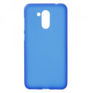 Matné pouzdro Honor 6C Pro - modré