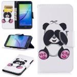 Koženkové pouzdro Huawei P10 Lite - Panda