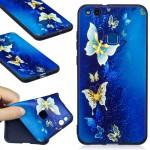 Pouzdro / Obal Huawei P10 Lite - Motýli 02