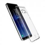 Pouzdro / Obal Galaxy S8 - Průhledné