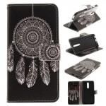Koženkové pouzdro Nokia 8 - Lapač snů 02
