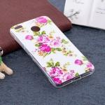 Pouzdro Xiaomi Redmi 4X - Květy 05
