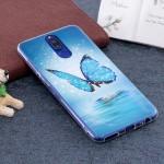 Pouzdro / Obal  Huawei Mate 10 Lite - motýli