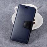 Pouzdro Sonata Diary Galaxy S8 - Tmavě modré