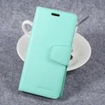 Pouzdro Sonata Diary Galaxy S8 - Tyrkysové