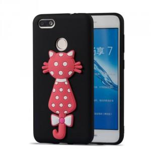 Pouzdro Huawei P9 Lite Mini - Kočka 01