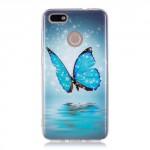 Pouzdro Huawei P9 Lite Mini - Motýl