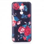 Pouzdro Xiaomi Redmi 5 Plus - Květy