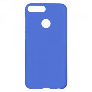 Matné pouzdro Honor 9 Lite - Modré