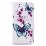 Pouzdro Huawei P20 Lite - Motýli 02