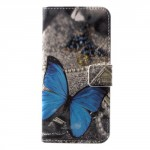 Pouzdro Huawei P20 Lite - Motýl 03