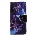 Pouzdro Huawei P20 Lite - Motýli 04