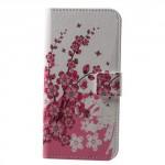 Pouzdro Huawei P20 Lite - Květy 02