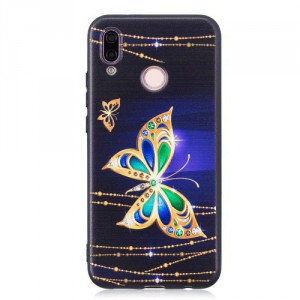 Pouzdro Huawei P20 Lite - Motýli 01