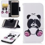 Pouzdro Galaxy A3 (2017) - Panda