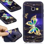 Pouzdro Galaxy A3 (2017) - Motýli 03