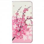 Pouzdro Huawei P Smart - Květy 03