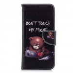 Pouzdro Huawei P Smart - Don't touch my phone 02