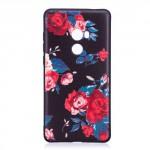 Pouzdro Xiaomi Mi Mix 2 - Květy 01